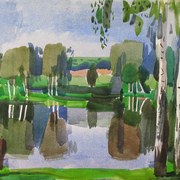 2005-birch-trees-lake_card