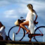 A138_copy_soft_focus_girls_and_bike_card