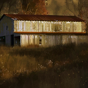 October_barn_card