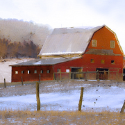 November_barn_card