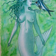 Mermaid_and_friend_007_card