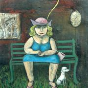 Woman_with_dog_20x24_card
