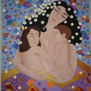 Amor_maternal-_maternal_love_2009