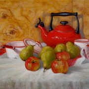 Red_teapot_with_apples_and_pears_card