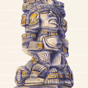Mayanstatuecolors_card