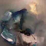 Her_fragrance_shall_be_his_breath__2010__oil__50x50cm_card