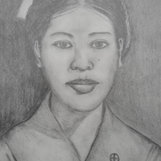 Nurse_fe_llemos_2009_9x11_inches_graphite_on_paper_by_antonio_e_cayanan_01_card