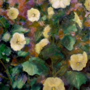 Yellow_hollyhocks_card