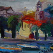 Suncani_hvar_50x40cm_lim_card