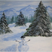 Img_6449_snowman_with_border_card