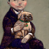 Esquise_alexander-sokht_-young-man-with-his-dog_-2010_thumb