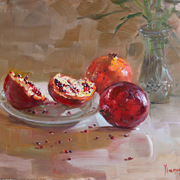 Pomegranates_card