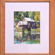 Watermill_in_bloom_card