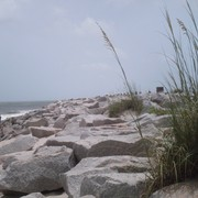 The_rocks_at_kure_beach_card