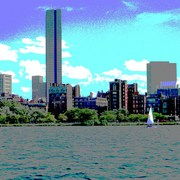 Bostonskylineandcharlesriverrevised_card
