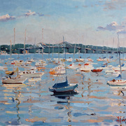 A_summer_day_on_hudson_card