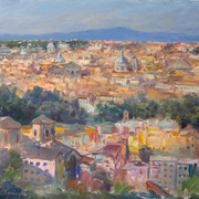 Rome__view_from_gianicolo__24x36_card