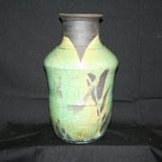 Raku_vase_poured_glaze__artwork_by_trask_breault_card