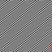 Op_art_homage_to_br_black_and_white_horizontal_sine_stripes_displaced_card