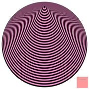 Op_art_concentric_circles_light_purple_over_black_card