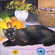 Minou__basket__and_fruit_6-17-11_card
