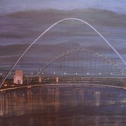 Tyne_at_night