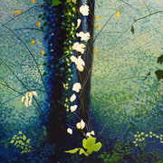 A_harmony_of_leaves_acrylic_on_canvas_40x30inches_july_2011_card