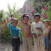 Children_of_bamyan__afghanistan_card