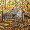 Sugar_bush_fall_scene_sugar_shack_by_prankearts_thumb