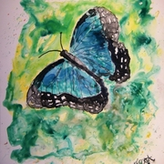 Blue_butterfly_yupo_painting_small_card