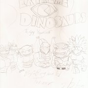 Extreme_dinosaurs_enjoy_yourself_card