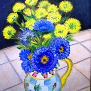 Blue_and_yellow_flowers_card