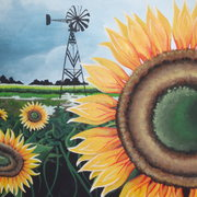 Sunflower_card