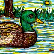 A_lonely_duck_002_card