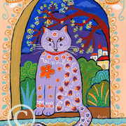Lilac_cat_on_window_card