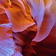 Sunlight_plays_in_lower_antelope_canyon__lake_powell_navajo_tribal_park__az_5_card