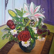 Flowers_in_a_green_vase_-_11-14-11_card