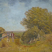 Cornfield_and_hay_cart_card