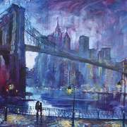 Romance_by_hudson_river_card