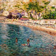 Amalfi_coast_-_the_beach_at_erchie_card