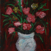 Red_flowers_white_vase_small_card