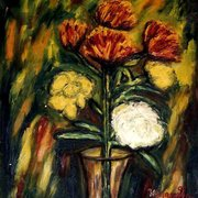 Flowers_in_a_glass_vase_card