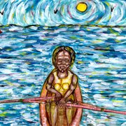 A_woman_rowing_card