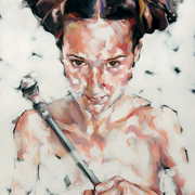 The_empress__oil_on_canvas__130x80cm_card