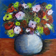 Flowers_in_round_blue_vase_sm_card