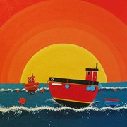Boats_at_anchor_001_card
