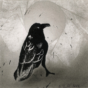 Linocut_raven_1_small_card