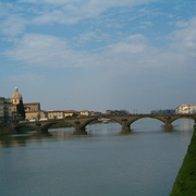 The_arnes_river_in_florence_2_card