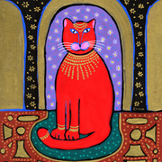 Red_elegant_cat_card