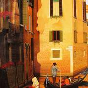 Sunset_in_venice_28x32_card